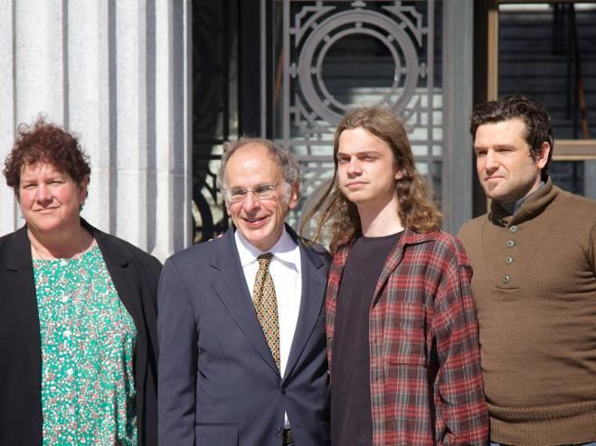 $4.5 million for Scott Olsen, vet shot at Occupy Oakland